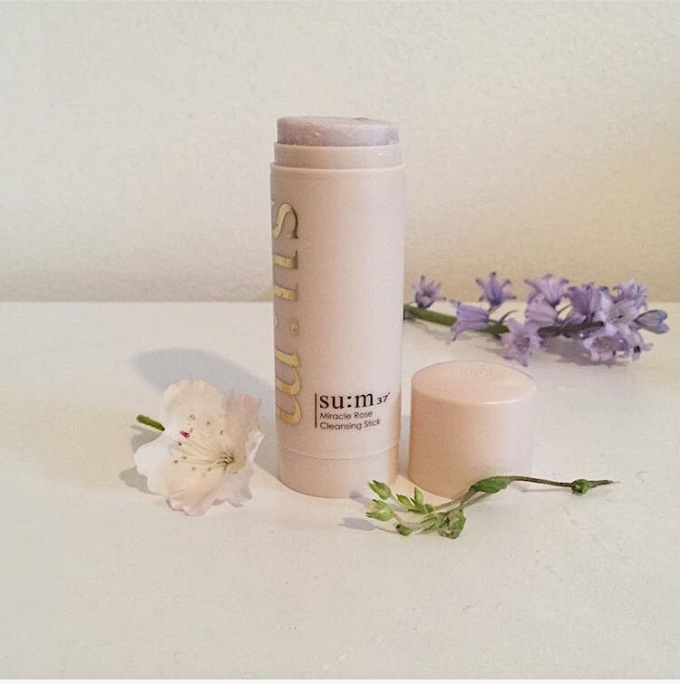 SUM37 MIRACLE ROSE CLEANSING STICK GO4GLOW