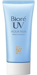 Biore watery essence sunscreen