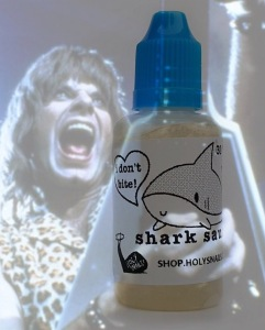 Shark Sauce This is spinal tap_GO4GLOW