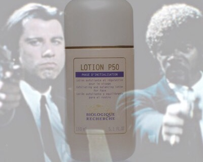 Biologique Recherche Lotion P50 Pulp Fiction GO4GLOW