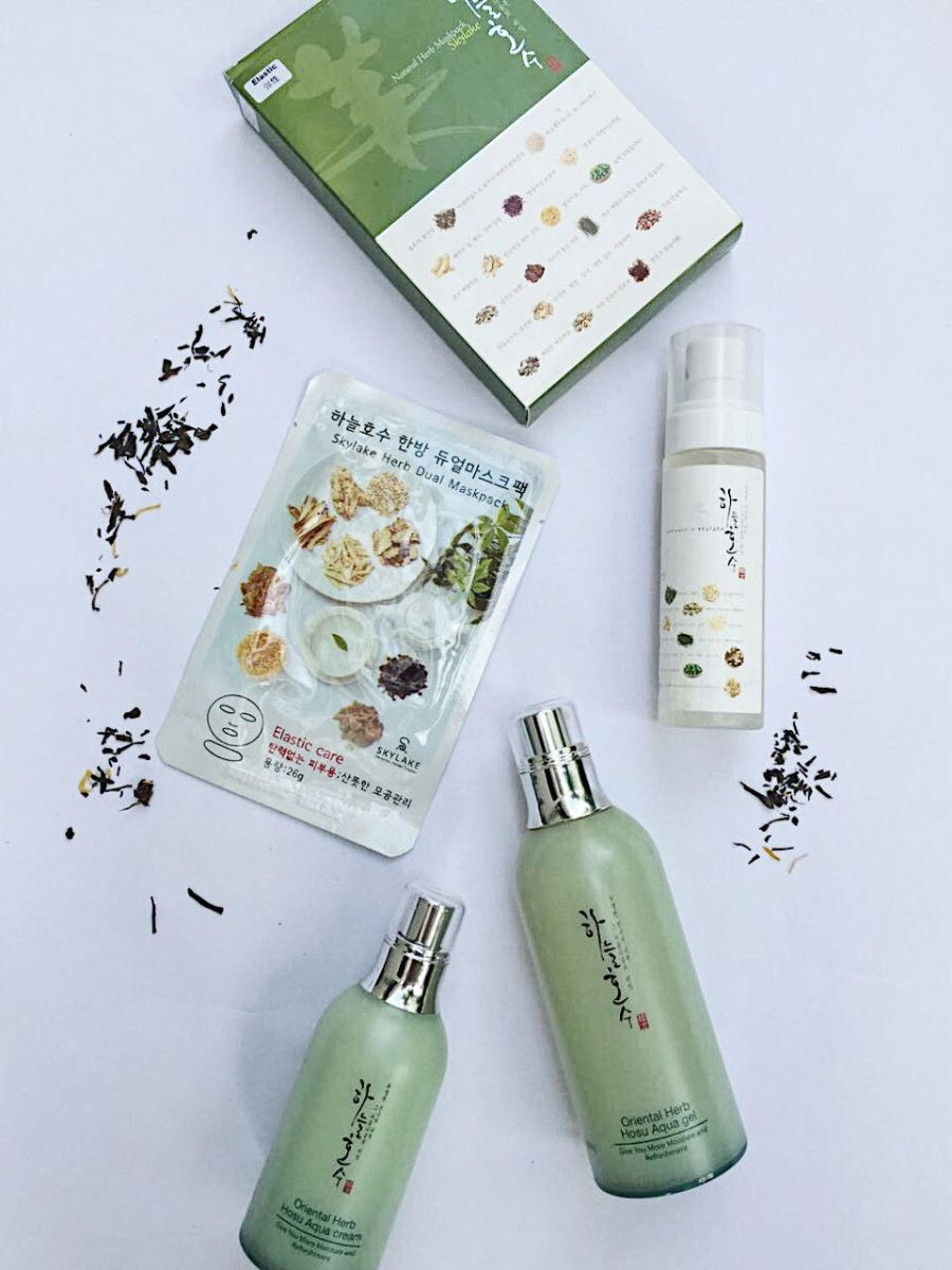 [GO4GLOW Spotlight]: New Indie brand Skylake is hanbang heaven if you're looking for natural/ clean skincare